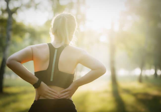 Find Natural Relief for Your Back and Neck Pains